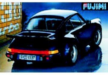 フジミ模型 1/24エンスージアストモデルシリーズ02 ポルシェ930ターボ `76の商品画像