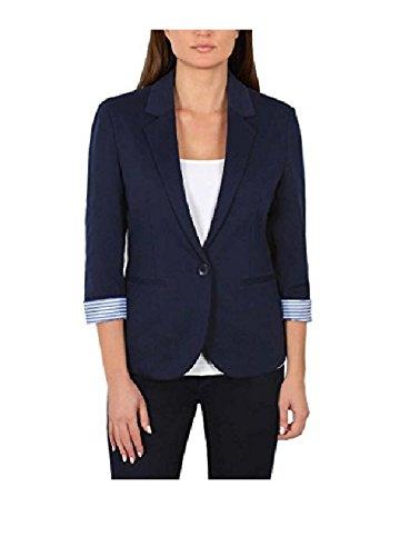Nicole Miller Ladies' Knit Blazer (M, (City Blazer)