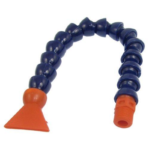 DealMux 3//8 PT hilo plano flexible boquilla de agua del aceite del refrigerante Tubo 11.8