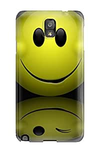 durable Protection Case Cover For Galaxy Note 3(smiley) 9470382K11578161