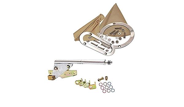 American Shifter 497618 4L80E Shifter Kit 8 E Brake Cable Clamp for EDABA