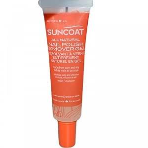 Amazon Com Suncoat Products Nail Polish Remover Gel 1 Fl Oz Acetone Gel Nail Polish