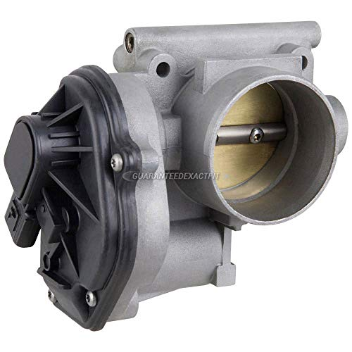 Remanufactured Throttle Body For Ford Lincoln Mercury & Mazda - BuyAutoParts 47-60247R Remanufactured