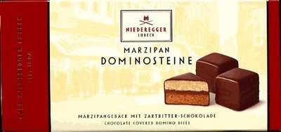 Niederegger Domino Marzipan Filled Gingerbread Candy 125g