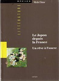 Le Japon depuis la France par Michel Butor