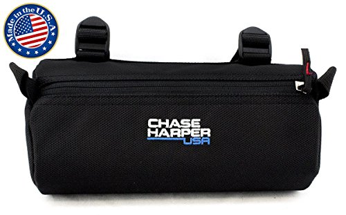 Chase Harper 10300 Black BC Barrel Bag - 3.5 Liters - Chase Harper Motorcycle