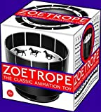 Zoetrope Animation Toy | Traditional Vintage Classic Toy | Optical Toys