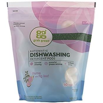 Amazon.com: Cascade Pure Essentials Actionpacs Dishwasher