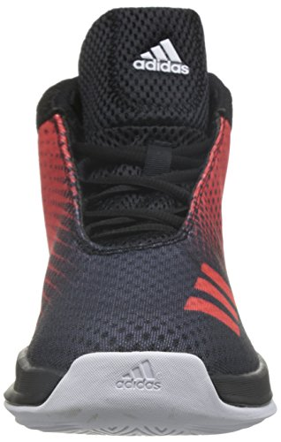 Les Court Adidas Fury negbas Chaussures Pour Hommes Ftwbla 2016 De ball Basket Rojray Noirs 8nf4nx6g