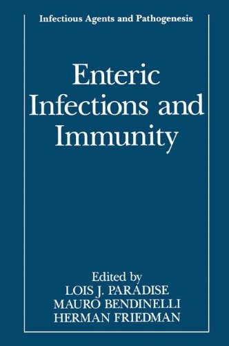 Enteric Infections and Immunity (Infectious Agents and Pathogenesis)