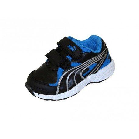 Sl Puma Chaussures Orange Blanc 24 Bleu T V 2 Kids Axis Enfant L5j3q4RScA