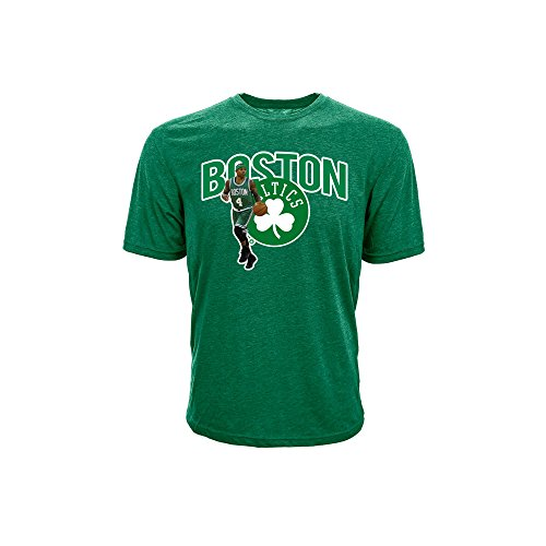 Levelwear NBA Boston Celtics Children Unisex The Marshall Youth Tee,Yl,Rider - Youth Rider Tees