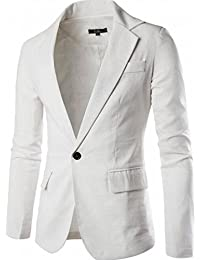 Amazon.com: White - Sport Coats & Blazers / Suits & Sport Coats ...