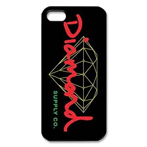 First Design Diamond Supply CO Image Iphone 5 HARD Case