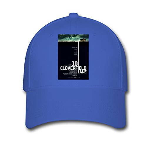 Men And Women Drama Film 10 Cloverfield Lane Poster Snapback Hats Adjustable Hat Baseball Cap