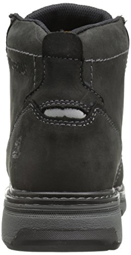 ESD Caterpillar Shoe Steel Black Men's Construction Industrial Toe Parker rFqrRxE
