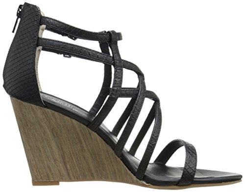 Wedge Illustrious Seychelles Women's Pump Black qUWBHEW