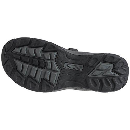 Sandals Sport Men's Black Khombu Barracuda Black qawzPft