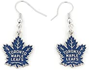 NHL Calgary Flames Earrings
