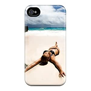 New Snap-on MeSusges Skin Case Cover Compatible For Samsung Galaxy S6 Case Cover - Beach Lounging
