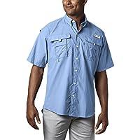 Columbia Men's PFG Bahama II Short Sleeve Shirt,...