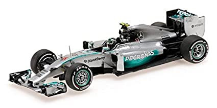 08aa3ce1616 Image Unavailable. Image not available for. Color  2014 Mercedes Amg  Petronas F1 ...