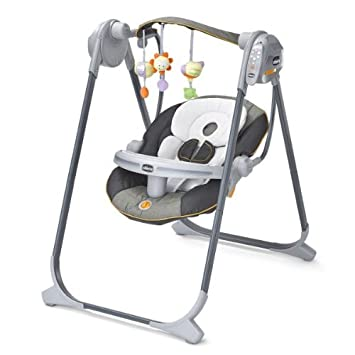 Amazon.com: Chicco Polly Swing, Sedona (suspendido por ...