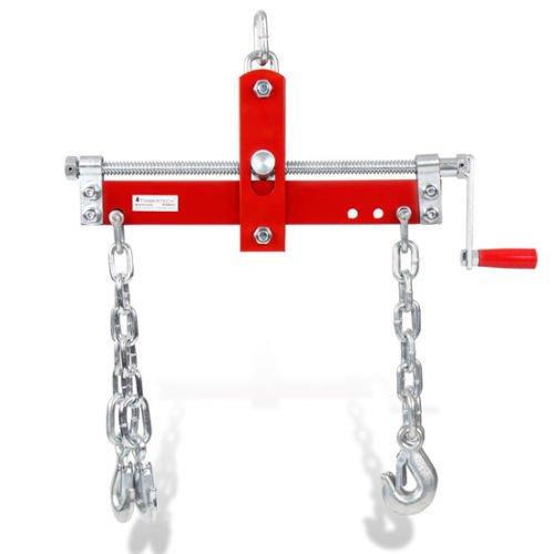1650 Lbs Engine Hoist Lift Load Leveler with Hook Shop Crane Balancer WIMMER Engine Hook