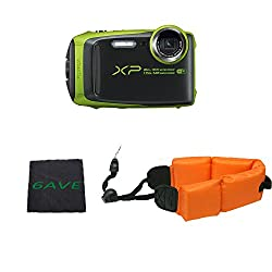 Fujifilm Finepix Xp120 Waterproof Digital Camera International Model (Lime)