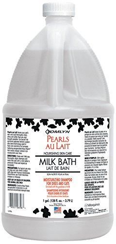 TOMLYN Pearls Au Lait Milk Bath Shampoo, 1-Gallon