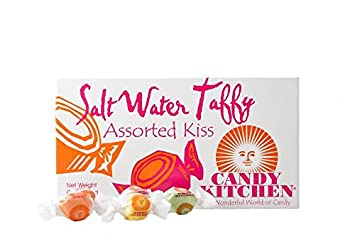 candy kitchen salt water taffy assorted kiss 1 lb - Candy Kitchen
