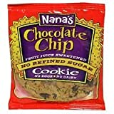 Nana's Cookie, Chocolate Chip, 3.5-Ounce Packages (Pack of 12) ( Value Bulk Multi-pack)