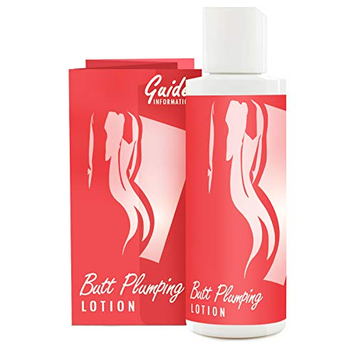 COS Naturals Butt Plumping Lotion Enlargement Enhancement Lifting Firming Body Cream Increase Buttocks Volume Improve Shape (4 fl. oz. / 120ml)