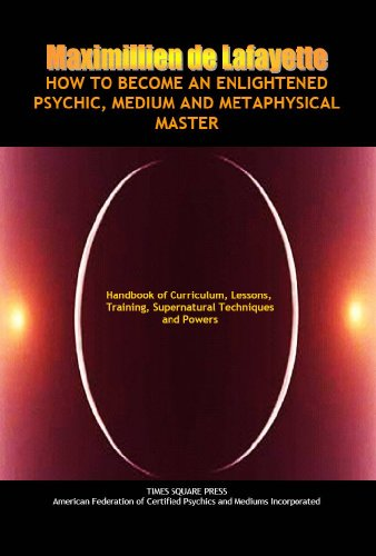 American Federation of Certified Psychics and Mediums Incorporated. Handbook