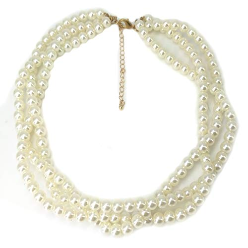 Most Popular Fashion Pearl Strand Necklaces