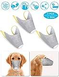Dog Respirator Mask, Adjustable Dog Protective