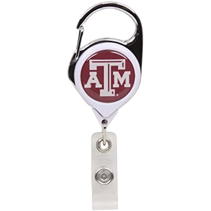 82f8f6d50a358 Image Unavailable. Image not available for. Color  NCAA Texas A M Aggies  Premium Badge Reel