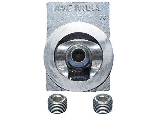 wix fuel filter base - 2