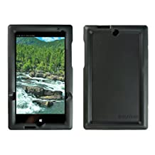 Bobj Rugged Case for HP Stream 7 - BobjGear Protective Tablet Cover (Bold Black)