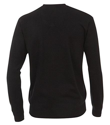 Redmond Herren NOS V-Neck Pullover Regular fit Cotton Melange Quality   Amazon.de  Bekleidung 0f42bd9e80
