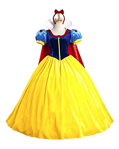 with Snow White Costumes design