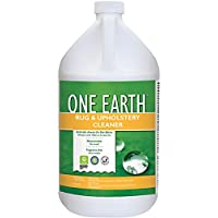 One Earth OCG4G OneClean Green Carpet and Upholstery Cleaner, 1 Gallon Bottles (Case of 4)