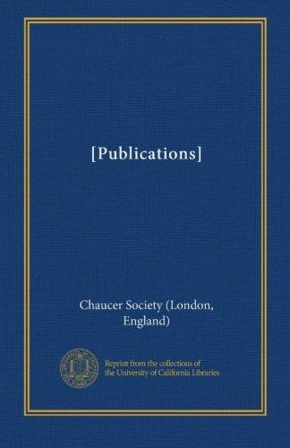 Read Online [Publications] (no.41) ebook