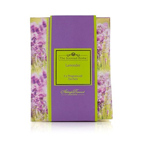 The Scented Home 3 x Fragranced Sachets Lavender TSHSS28 by Ashleigh & - Burwood Shopping