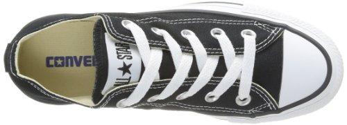 Omgekeerde Unisex Chuck Taylor All Star Lage Ox Black Sneaker