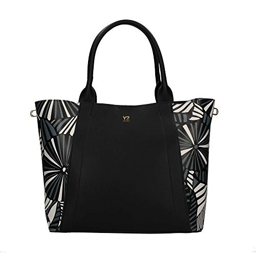 YNOT? AIR001 Shopping Bag Donna nero UNICA