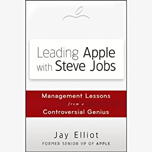 Leading Apple with Steve Jobs Audiobook