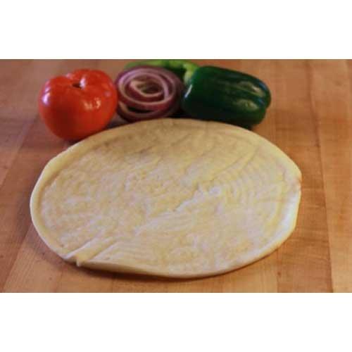 Venice Bakery Crust Pizza 14 inch Gluten Free Plain -- 20 per case. by VENICE BAKERY