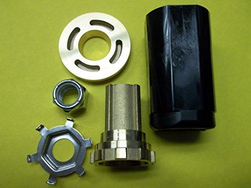 - MerCruiser Flo-Torq II Hub Assembly Kit, Verado, Alpha, Bravo 835257Q1 Mercury