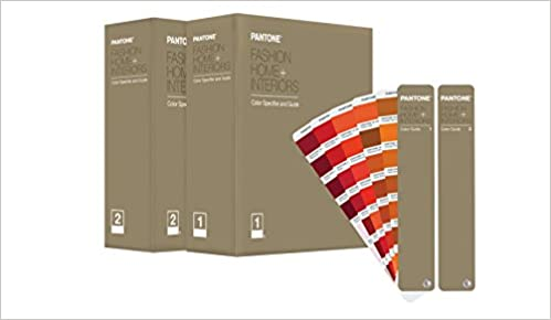 Buy Pantone Fashion Home Interiors Color Specifier Guide Set Best Fashion Home Interiors